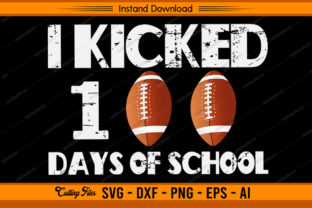 100 Days of School Ball Design Graphic Print Templates By sketchbundle
