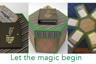 Let the Magic Begin! A Book Lover's Explosion Box
