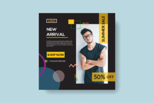 Fashion Offer Post Social Media Banner Graphic Graphic Templates By evansifat2