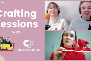 Get Crafty with Radio Show Ginger and Nuts