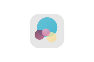 Colorful Circle Illustration Apps Icon Graphic Icons By smss