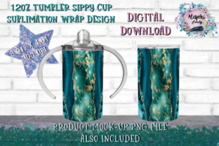 Print on Demand: 12oz | Sublimation Tumbler | Sippy Cup Graphic Crafts By Susan Alajoki
