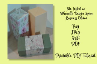 Print on Demand: Impossible Box Set Graphic 3D SVG By sewmanygreatdesigns