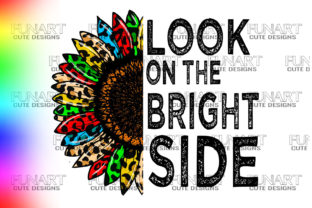 SUNFLOWER,TRENDING, LIFE,CUTE QUOTES,PNG Graphic Illustrations By Fundesings