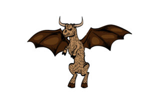Jersey Devil Designs & Drawings Craft Cut File By Creative Fabrica Crafts