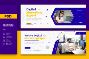 Digital Media Marketing Facebook Covers Graphic Web Templates By nadimgdx