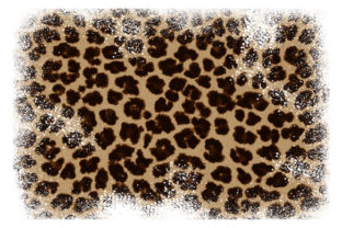 Print on Demand: Distressed Leopard Rustic Sublimation Graphic Backgrounds By DenizDesign