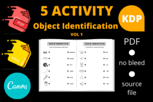 Print on Demand: Object Identification Vol 1 Graphic KDP Interiors By Dunkyshot