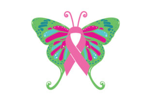 Metastatic Breast Cancer Awareness Butterfly Awareness Craft Cut File By Creative Fabrica Crafts