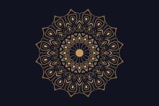 Print on Demand: Creative Attractive Mandala Design Graphic Crafts By grgroup03