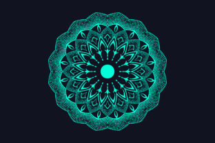 Creative Mandala Background Design Graphic Crafts By grgroup03