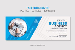 Geometric Facebook Cover Banner Template Graphic Websites By Designstore136