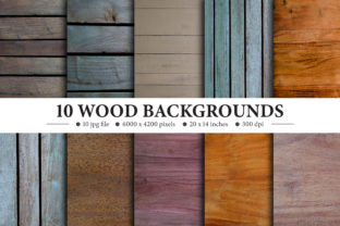 Wood Texture Background Digital Paper Graphic Backgrounds By graphizeen