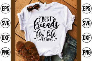 Best Friends for Life Graphic Crafts By Craft Store
