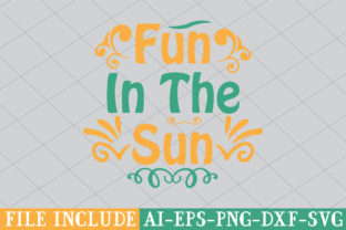 Fun in the Sun Graphic Crafts By craftstore