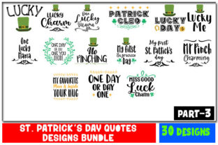 Print on Demand: St. Patrick's Day Graphic Crafts By svg.in.design