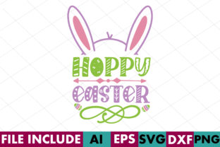Hoppy Easter Graphic Crafts By Crafthill260