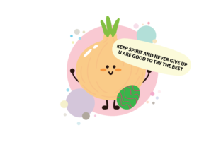 Easter and Onion Graphic Illustrations By luckypursestudio
