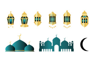Print on Demand: Ramadhan Kareem Accessories Grafik Illustrationen von curutdesign