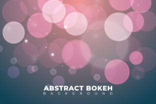 Abstract Bokeh Background Design Graphic Backgrounds By Md_mohiuddin