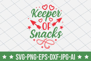 Keeper of Snacks Graphic Crafts By crafthome