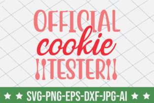 Official Cookie Tester Graphic Crafts By crafthome