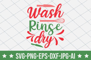 Wash Rinse Dry Graphic Crafts By crafthome