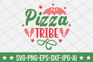 Pizza Tribe Graphic Crafts By crafthome