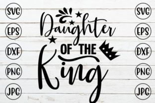Daughter of the King Graphic Crafts By ismetarabd