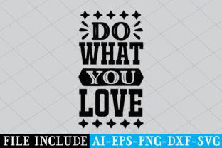 Do What You Love Graphic Crafts By Printable Store
