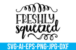 Freshly Squeezed Graphic Crafts By Printable Store