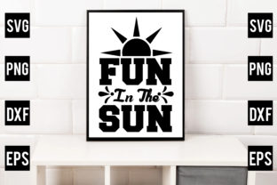 Fun in the Sun Graphic Crafts By Crafthill260