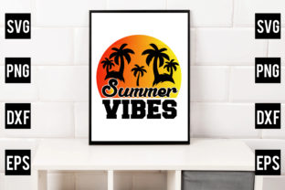 Summer Vibes Graphic Crafts By Crafthill260