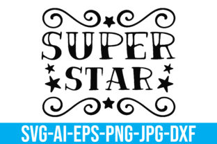 Super Star Graphic Crafts By Printable Store