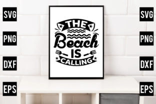 The Beach is Calling Graphic Crafts By Crafthill260