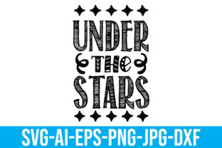 Under the Stars Graphic Crafts By Printable Store