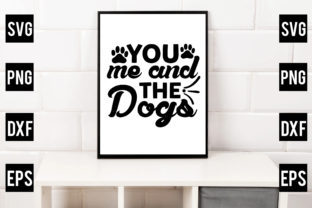 You, Me and the Dogs Gráfico Crafts Por Crafthill260