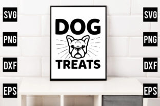 Dog Treats Gráfico Crafts Por Crafthill260