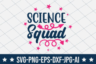Science Squad Graphic Crafts By crafthome