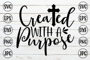 Created with a Purpose Graphic Crafts By ismetarabd