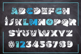 Print on Demand: Magical Mom Display Font By KtwoP 3
