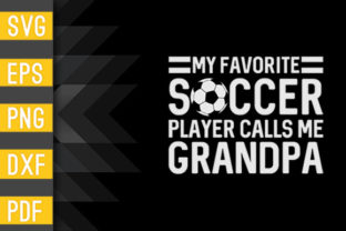 Mens My Favorite Soccer Player Gifts Graphic Crafts By Designstore