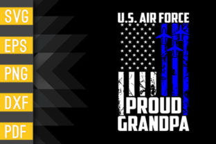 Proud Veteran US Air Force US Air Force Graphic Crafts By Designstore