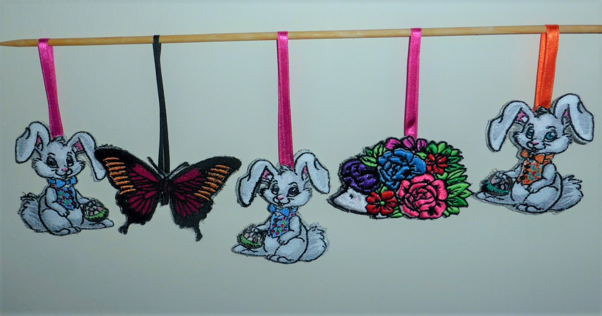 Sewing Machine and Embroidery Basics