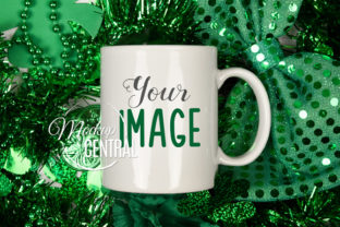 St Patrick's Day Irish Coffee Cup Mockup Graphic Product Mockups By Mockup Central