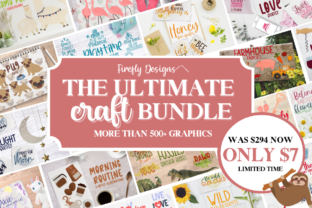 The Ultimate Craft Bundle  By Firefly Designs