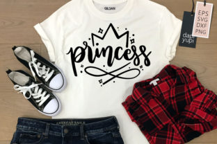 Princess Lettering Quotes Graphic Crafts By dapiyupi