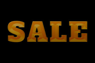 Sale Golden Color 3d Text Effect Graphic Layer Styles By grgroup03