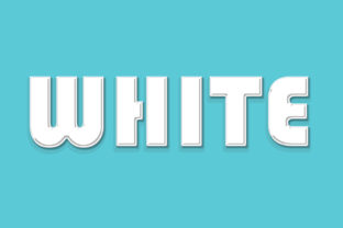 Print on Demand: White Chalk Style 3d Text Effect Graphic Layer Styles By grgroup03