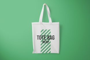 Front View Hanging Tote Bag Mockup Graphic Product Mockups By nopxcreative